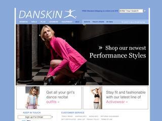 Danskin coupons