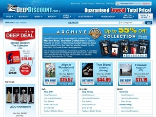 Deep discount dvd coupon
