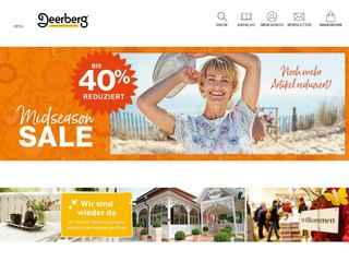 deerberg coupon code