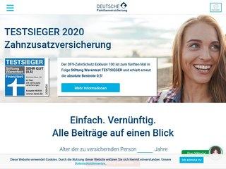 deutsche-familienversicherung coupon code