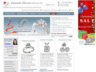 Diamonds USA.com Inc. coupons