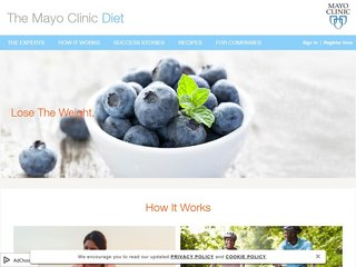 MayoClinic Diet
