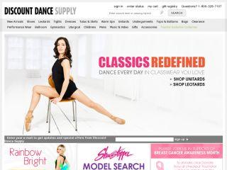 Discount Dance coupons