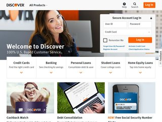 Discover Card coupons