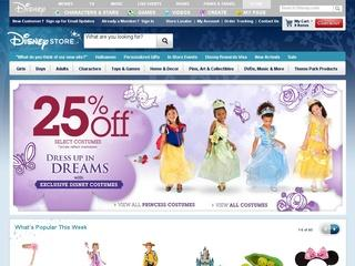 How to Apply Promo Codes at Disney Store. 1. Add products to your cart at the Disney Store site. 2. Find a promo code and click Show Code. Then click the Copy button to copy. 3. Go to your cart at the Disney Store site and continue to checkout. Select the Promo Code box and paste your code. 4.