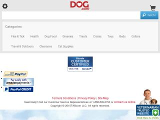 Dog.com coupons