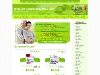 Drugstoreonlinepharmacy.com coupons