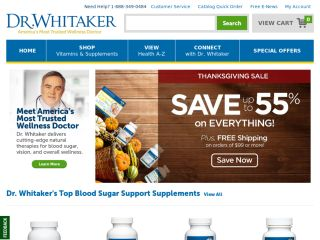 Dr. Whitaker coupons