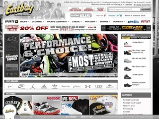 Eastbay coupon 2018