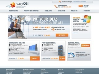 Easy CGI coupons