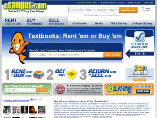 eCampus.com coupons