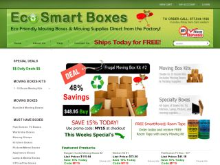 EcoSmartBoxes coupons