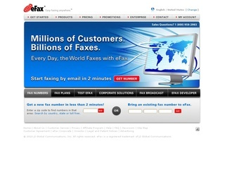 eFax coupons
