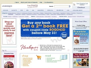 About Harlequin orimono.ga is a great location for shopping if you enjoy reading inspiring and thoroughly entertaining romance novels. The website features a multitude of captivating books that will appeal to many, and you are certain to find reading material that .