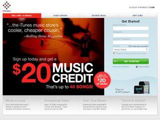 eMusic coupons