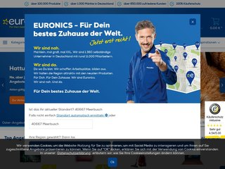 euronics coupon code