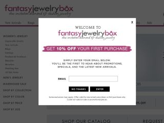 Fantasyjewelrybox.com coupons
