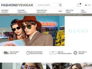 fashioneyewear coupon code