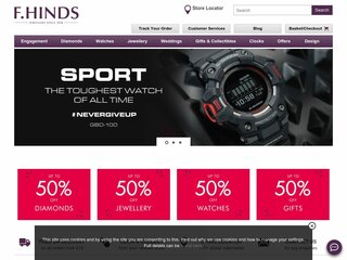 fhinds coupon code