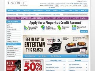 Fingerhut coupons discounts
