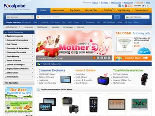 FocalPrice.com coupons