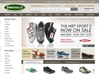 Footwear Etc coupons