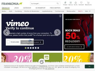frankonia coupon code
