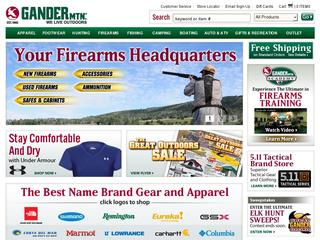 Gander Mountain coupons