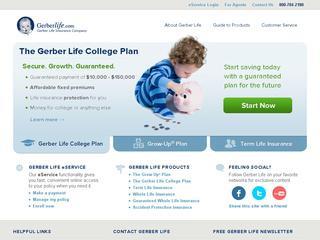 Gerber Life Insurance coupons