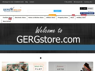 GERGstore.com coupons