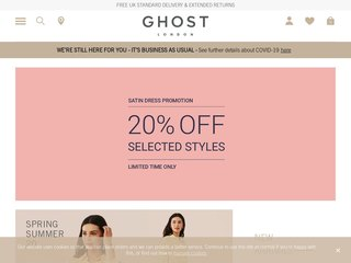 ghost coupon code