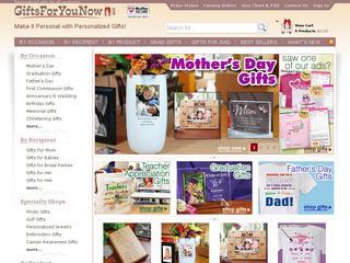 GiftsForYouNow.com coupons