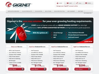 Gigenet coupons