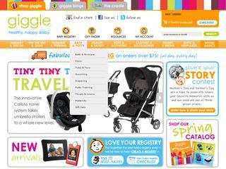 Giggle.com coupons