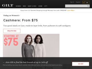 Gilt coupons