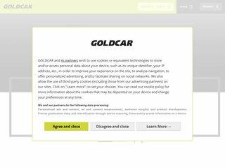 goldcar coupon code