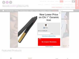 GoodLookingDiscounts.com coupons