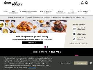 gourmetsociety coupon code