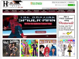 HalloweenMart coupons