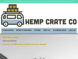 hempcrate coupon code