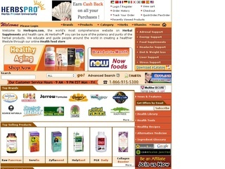 Herbs Pro coupons