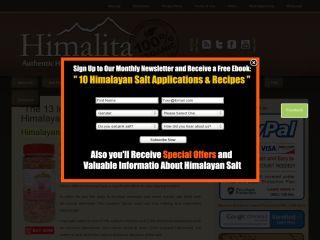 Himalita.com coupons
