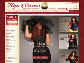 HipsAndCurves.com coupons