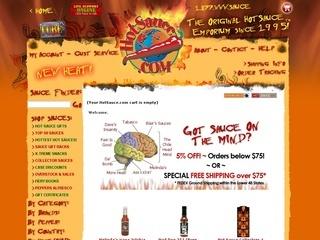 HotSauce.com coupons