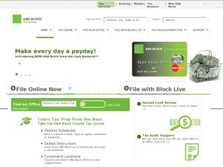 H&R Block At Home coupons
