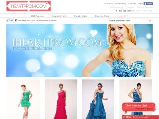 Iheartprom.com coupons