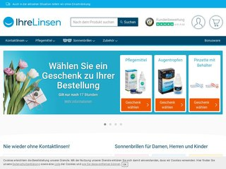 ihrelinsen coupon code