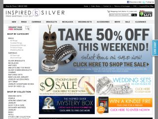 Inspired Silver coupons