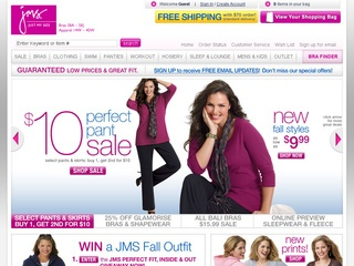 JustMySize.com coupons