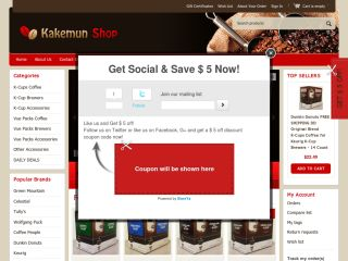 Kakemun.com coupons